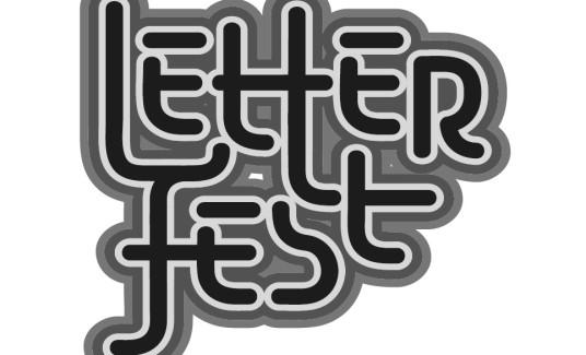 LetterFest zw smal