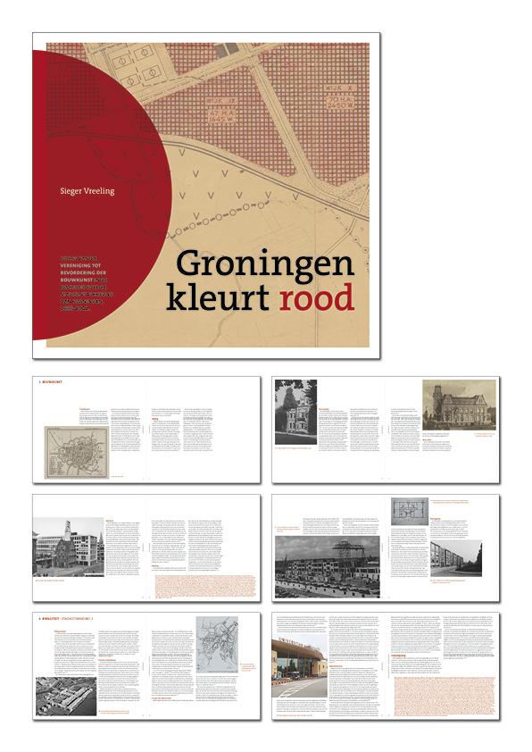 Peter Boersma - Groningen kleurt rood