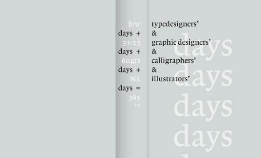 omslag days def