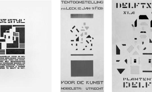 text-3-poster-desing-destijl